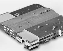 Gebäude der Herborner Metallveredelung
