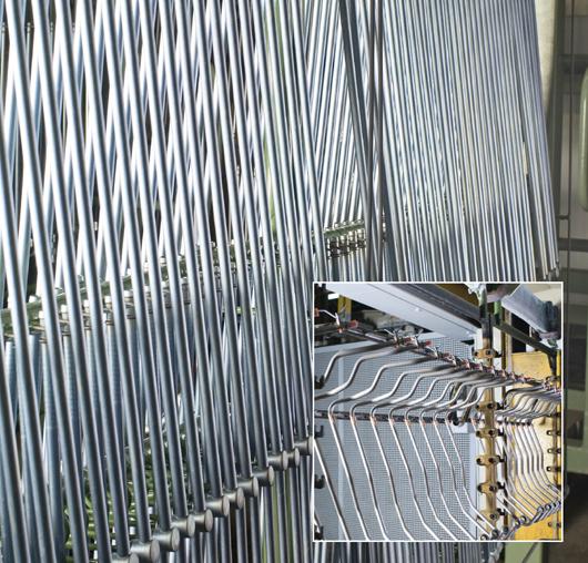 Biegsame Zink-Nickel-Schicht FleXXKorr am Beispiel von Rohrleitungen